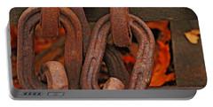 Linked Portable Battery Charger by Rowana Ray