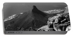 Lions Head - Cape Town - South Africa Portable Battery Charger