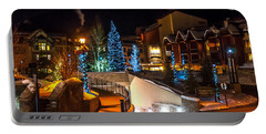 Lions Head Village Vail Colorado Portable Battery Charger