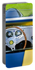 Lister Steering Wheel Portable Battery Charger
