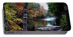 Little Androscoggin River Portable Battery Charger