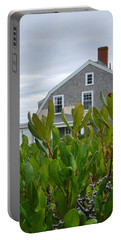 Little House By The Sea Portable Battery Charger by Jean Goodwin Brooks