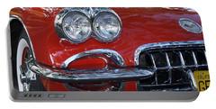 Little Red Corvette Portable Battery Charger