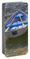 Little Rowboat Portable Battery Charger by Verena Matthew