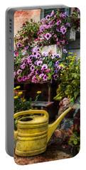 Little Swiss Garden Portable Battery Charger