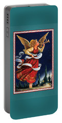Little Town Of Bethlehem Portable Battery Charger