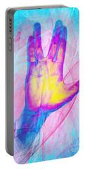Live Long And Prosper 20150302v1 Portable Battery Charger