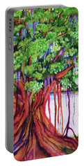 Living Banyan Tree Portable Battery Charger