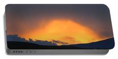 Livingstone Range Sunset Portable Battery Charger