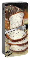 Loaf Of Bread Portable Battery Charger