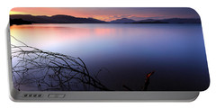 Loch Lomond Sunset Portable Battery Charger