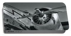 Lockheed 12a Electra Junior  Portable Battery Charger