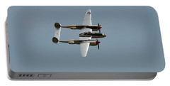 Lockheed P 38 Lightning Portable Battery Charger