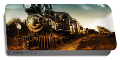 Locomotive Number 4 Portable Battery Charger