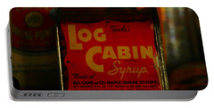 Log Cabin Syrup Portable Battery Charger
