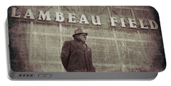 Lombardi At Lambeau Portable Battery Charger