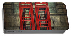 London Calling Portable Battery Charger