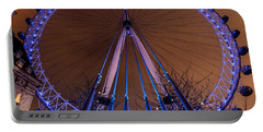 London Eye Supports Portable Battery Charger