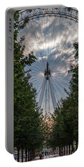 London Eye Vertical Panorama Portable Battery Charger