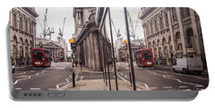 London Reflected Portable Battery Charger