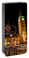 London Scene 2 Portable Battery Charger