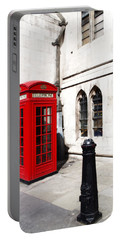 London Telephone Box Portable Battery Charger