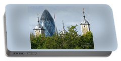 London Towers Portable Battery Charger