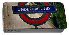 London Underground No.1 Portable Battery Charger