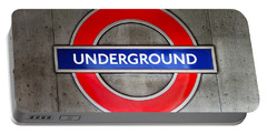 London Underground Sign Portable Battery Charger