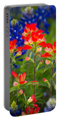 Lone Star Blooms Portable Battery Charger