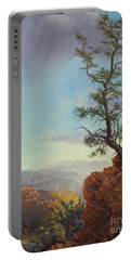 Lone Tree Struggle Portable Battery Charger