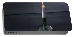 Lonely Candle Portable Battery Charger