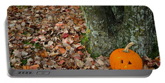 Lonely Pumpkin Portable Battery Charger