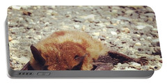 Look Who We Met Today Portable Battery Charger