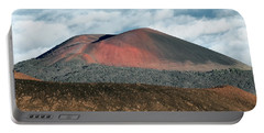 Portable Battery Charger featuring the photograph Looking Down by Jim Thompson