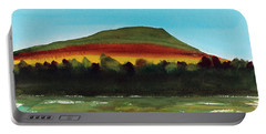 Portable Battery Charger featuring the painting Lookout Mountain Tn by Frank Bright