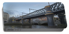 Loopline Bridge Dublin Ireland Portable Battery Charger