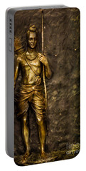 Lord Sri Ram Portable Battery Charger