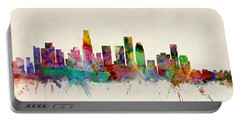 Los Angeles Skyline Portable Batteries Chargers