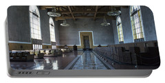 Los Angeles Union Station Original Ticket Lobby Portable Battery Charger