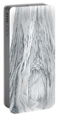 Lothlorien Mallorn Tree Portable Battery Charger
