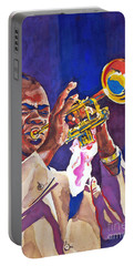 Louis Satchmo Armstrong Portable Battery Charger