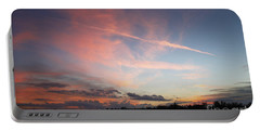 Portable Battery Charger featuring the photograph Louisiana Sunset In Lacombe by Luana K Perez