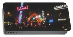 Louisville Kentucky Misty Nights Portable Battery Charger