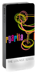 Lounge Series - Margarita Me Portable Battery Charger