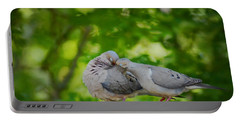 Love Doves  Portable Battery Charger