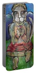 Love For Hanuman Portable Battery Charger
