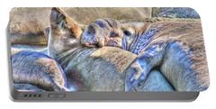 Love Hug - San Simeon California Portable Battery Charger