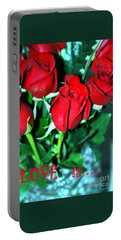 Love Is... Collection. Delightful Portable Battery Charger