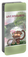 Love Remembers Portable Battery Charger